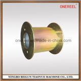 cilindros de cabo de aço lisos de 300mm para o cabo de fio