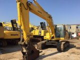 Máquina escavadora hidráulica usada de /Secondhand da máquina escavadora hidráulica da lagarta (320D) (gato 320D)