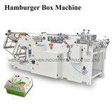 Новая конструкция принимает отсутствующий контейнер еды делая машину (QH-9905)
