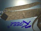 Cravate personnalisée de laines de vérification pour le marché BRITANNIQUE