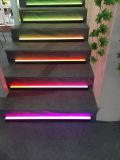 10W adelgazan la luz linear al aire libre del LED