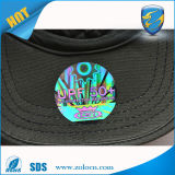 3m Glue Baseball Cap Hologram Sticker