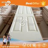 Strukturierte/glatte weiße grundierte HDF Tür-Haut 2.7mm, 3mm, 3.2mm