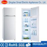Fait dans le congélateur de réfrigérateur d'entreposage au froid de réfrigérateur de double porte de réfrigérateur de la Chine