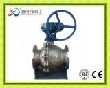 Шариковый клапан Trunnion фланца A105 900lbs API 6D