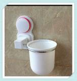 Absaugung-Toiletten-Reinigungs-Pinsel und Halter für Badezimmer-Zubehör