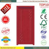 Catalogue en bois de porte de conception découpé par modèles