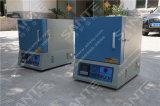 forno de mufla da fornalha 1300c elétrica/caixa com elemento de aquecimento de Rod do carboneto de silicone