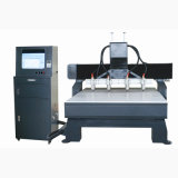 Ranurador de talla de madera del CNC de la carpintería del ranurador de la máquina del CNC del grabador del CNC (VCT-1525W-4H)