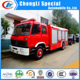 8t 8000L Water Foam 8ton 4*2 Isuzu Fire Fighting Truck voor Sale