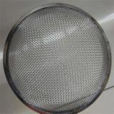 Fábrica tejida de China Anping del filtro del tamiz del acoplamiento de alambre del acero inoxidable