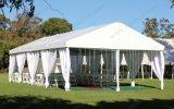 透過膨脹可能なインドの玄関ひさし党結婚式のテント