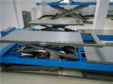 Scissor hidráulico Lift para 4 Whee Alignment 3500kg
