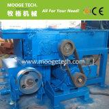 machine en plastique de broyeur de défibreur de pipe de PVC avec le pouvoir intense