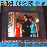 P8 ao ar livre que anuncia o preço grande do indicador de diodo emissor de luz