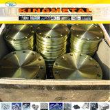 GOST / JIS / DIN Casting Weld-Neck Aço de aço carbono Flange
