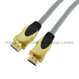 Высокоскоростной мужчина кабеля HDMI HDMI металла к мужчине для оборудования HD