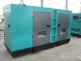 250kw Power Engine Super Silent Type Diesel Generator Set
