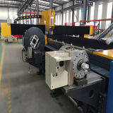 Máquina da marcação da gravura da estaca da tubulação e da câmara de ar do metal