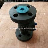 1500lb 2500lb a modifié le clapet anti-retour d'extrémité de bride de l'acier du carbone A105