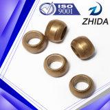 Fornecedor do ouro da bucha aglomerada do ferro da metalurgia de pó