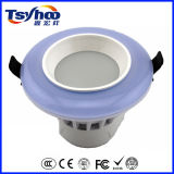 color SMD cambiable LED Downlight del techo de 4inch 5inch 6inch LED