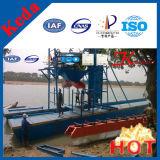 Machines van de Mijnbouw van Keda van de Baggermachine van de emmer de Gouden