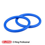 Joint circulaire en caoutchouc personnalisé de rivage des silicones 30 de taille pour le cachetage