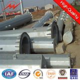 Puder Coating 12m Hot DIP Galvanized Pole Fasctory