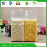 Gravüre-weicher Nylonplastik gedruckter lamellierter Verpackungsmaterial-Plastikvakuumtiefkühlkost-verpackenbeutel