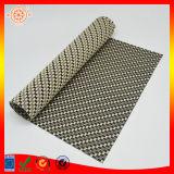 Tissu aveugle vertical antidérapage de natte d'endroit de vinyle utilisé en papier peint d'obturateur de fenêtre