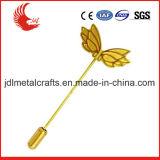 Il metallo su ordinazione di prezzi di fabbrica il distintivo di Pin del risvolto dell'aquila della pressofusione