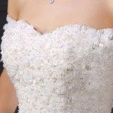 A-Line off The Shoulder Lace Beaded Wedding Dresses (SL033)