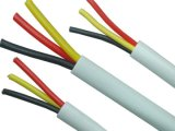 Câble de commande de Muticore, câble souple de Kvv