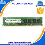 Ett откалывает RAM 8GB DDR3 1600MHz 512MB*8 Desktop