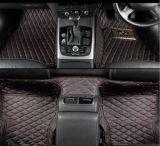 De Matten van de Auto van het leer 5D voor Auto van Audi/de Rechtse van de Bestuurder van Honda