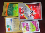 Seiten-Versiegeln des Landwirtschafts-Schädlingsbekämpfungsmittel-Aluminiumfolie-Beutel-drei