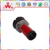 24V Red Auto Horn Motor voor 3-Way Speaker