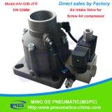 Lufteinlauf-Ventil mit Magnetspule für Schrauben-Luftverdichter (AIV-50B-JFR)