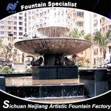 Landhaus ökonomischer Mable Statue-Wasser-Brunnen