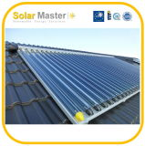 Sistema a energia solare del riscaldatore di pressione spaccata