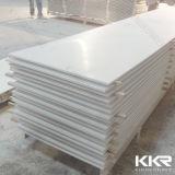 Белый цвет панель стены 12 mm акриловая каменная твердая поверхностная