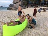 Nylon Stof en de Warme Ontmoetingsplaats Laybag van Lamzac van het Strand van het Type van Weer