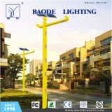 11m con Arm Galvanized Steel Street Lighting Palo (BDP011)