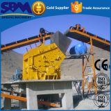 Sbm führendes globales Eisen-Kohlengerät, Steinprallmühle