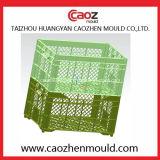 얇은 벽 플라스틱 크레이트 또는 상자 주입 조형