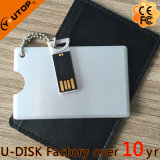 USB Flash Drive di Matel Credit Card Advertizing e di Gift con un Huge Memory Capacity (YT-3109-02)