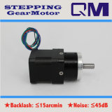 NEMA17 L=40mm Stepping Motor con il 1:10 di Gearbox Ratio