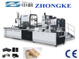 Completo Maquinaria caja rígida Hacer automática (ZK-660A)