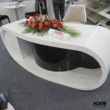 Mesa de recepção moderna do projeto da arte da mobília de escritório